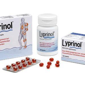 Lyprinol®-3-Monatspaket