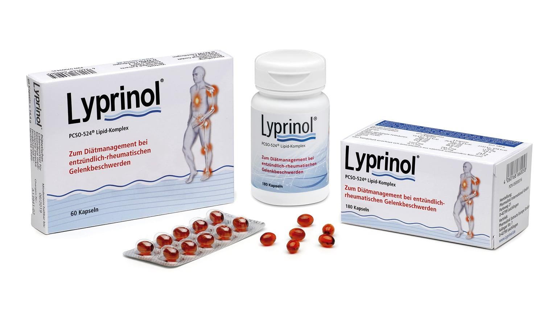 Lyprinol® - Gelenkschmerzen natürlich lindern