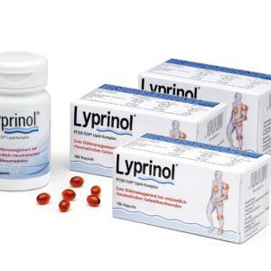 Lyprinol®-Jahrespaket