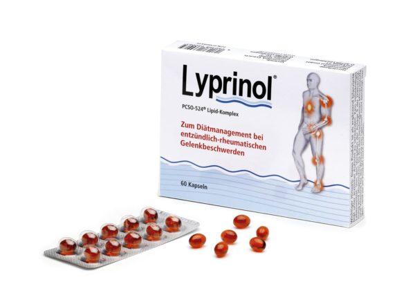 Lyprinol 60 Kapseln