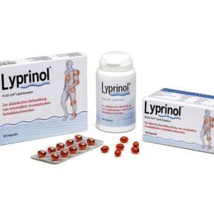 Lyprinol®-3-Monatspaket – 270 Kapseln