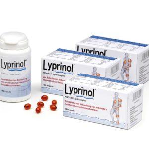Lyprinol®-Jahrespaket – 720 Kapseln