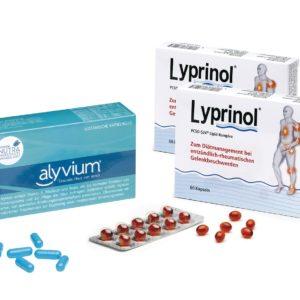 Lyprinol® & Alyvium®